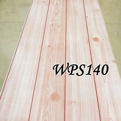 Foto Produk WALLPAPER STICKER 45CMX5M- WPS140-MAPLE WOOD LIST dari JEJOMART