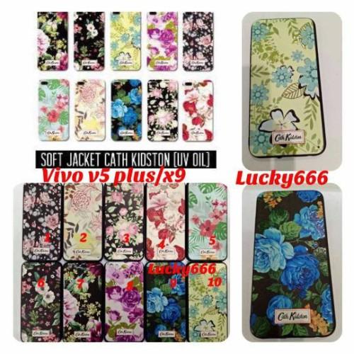 Foto Produk Soft case bunga vivo v5 plus softcase ck vivo v5+ case vivo x9 v5plus dari Lucky666