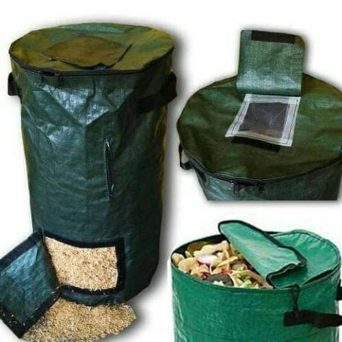 Foto Produk Compost Bag dari Taman Aquaponic