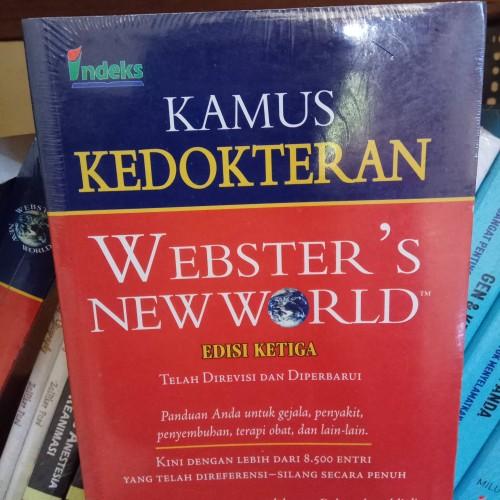 Jual Kamus Kedokteran Webster Edisi 3 Para Dokter Dan Ahli Di Webmd Kota Malang Pustaka Hidayah Tokopedia