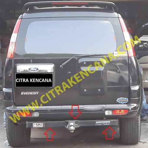 Foto Produk TOWING BELAKANG FORD EVEREST dari CITRA KENCANA