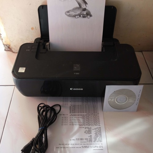 Jual Printer Canon Pixma Ip 1880 Ip 1980 Khusus Cetak Hitam Putih Kota Yogyakarta Suka Print Tokopedia