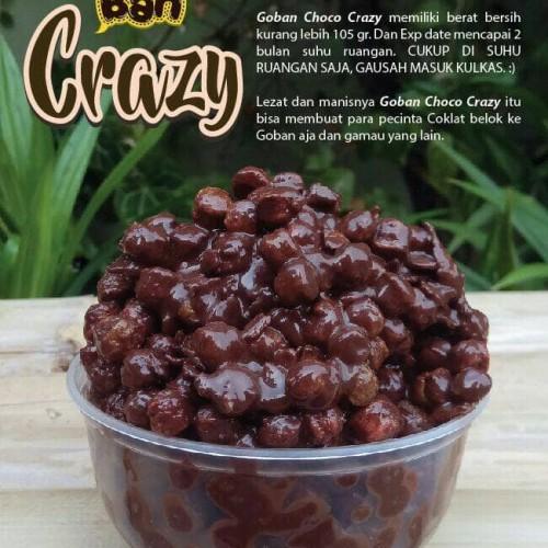 Jual Goban Choco Varian Crazy Nut Dan Sabit Bengkulu Liliboli Shop Tokopedia