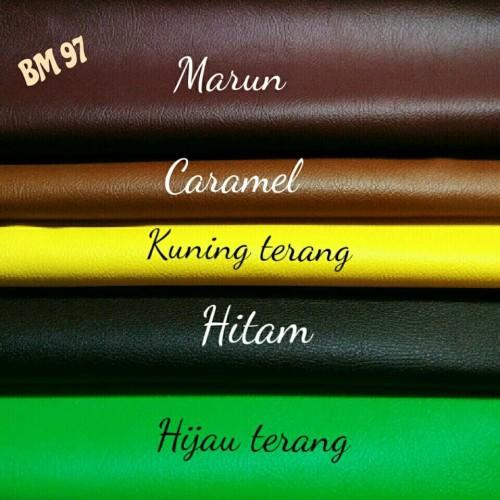 Foto Produk Bahan kulit sintetis/imitasi-KHUSUS GOJEK JAKARTA dari BM 97