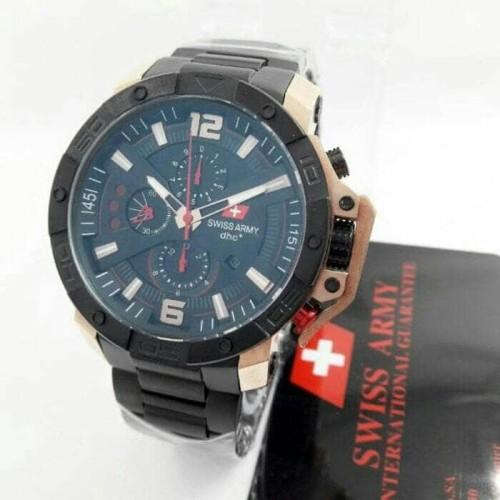 Foto Produk Jam Tangan Pria Swiss Army SA 2288 dari Juzza Army OS
