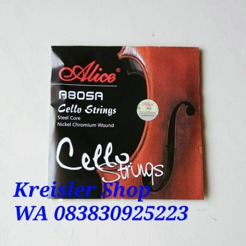 Foto Produk Senar Cello Alice A805 dari Kreisler Shop