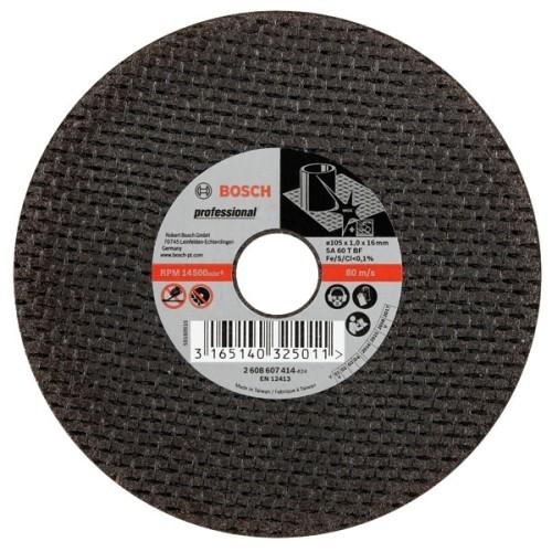 Foto Produk Batu Potong Bosch  Inox / Stainless Steel (414) dari Bosch Official Store