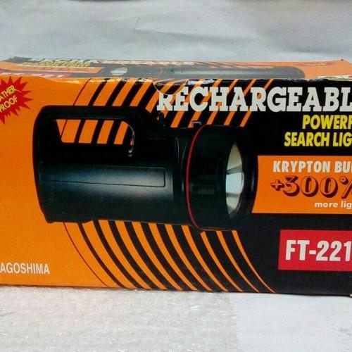 Foto Produk RECHARGEABLE POWERFUL KAGOSHIMA FT 221 dari Jimmy Jaya Elektronik