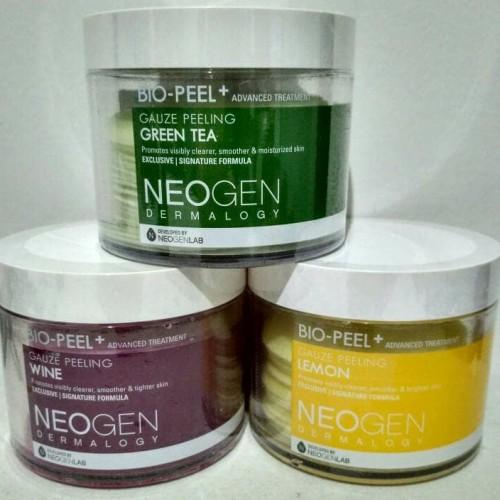 Foto Produk Neogen Bio-Peel Gauze Peeling Lemon & Wine dari K2 Online Shop
