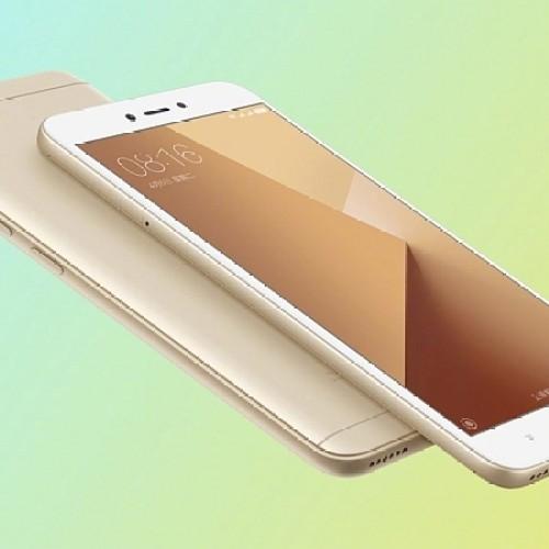 Foto Produk XIAOMI REDMI NOTE 5 A PRIME GOLD RAM 4GB INTERNAL 64GB - GARANSI 1 TH dari NewBeztBerry