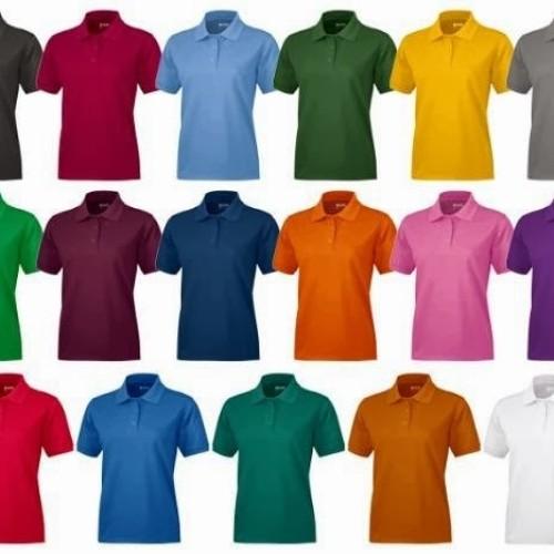 Berapa Harga Kaos Polo Bordiran Di Pasar