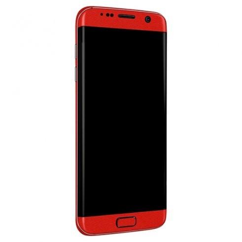 Foto Produk Samsung S7 edge Premium Chrome Matte Skins dari DLabel Online
