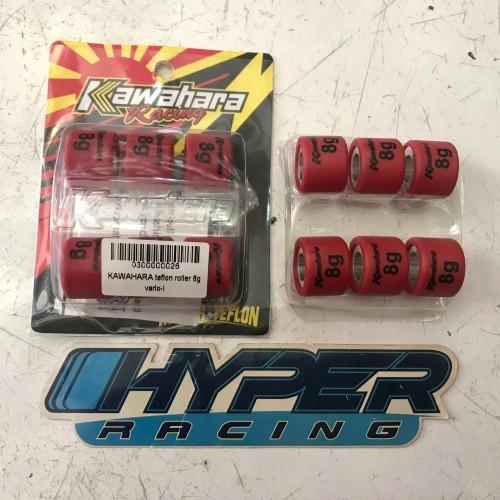 Foto Produk Roller Kawahara Racing 8 Gram Vario 125 150 PCX Spin Skydrive Skywave dari HYPER RACING