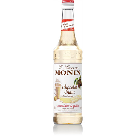 Foto Produk White Chocolate Syrup merk Monin dari Lapak kopi luwak