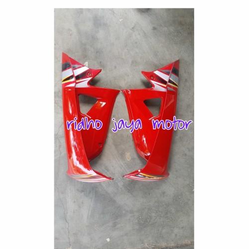 Foto Produk lexil sayap luar dalam supra fit new merah dari Ridho jaya motor