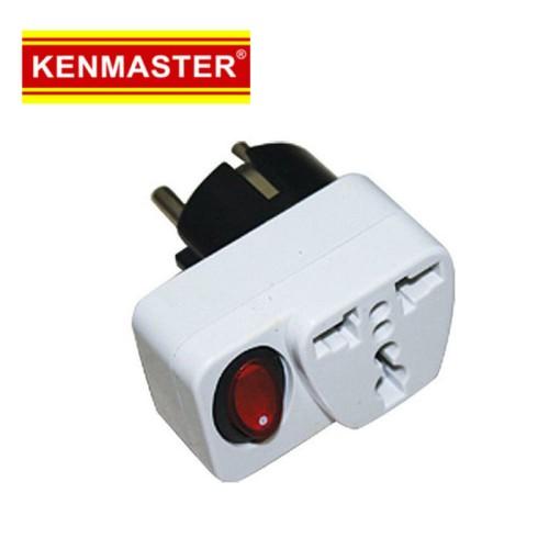 Foto Produk Kenmaster Steker ON OFF WA II 9S / Kenmaster Steker XX-508C dari Dbestcompushop