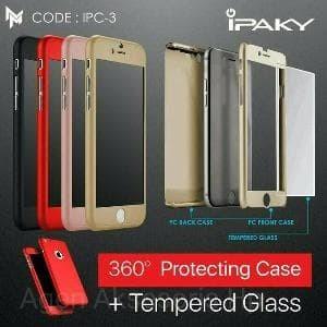 Foto Produk Case iPaky 360 Original Oppo F5 6.0 inchi HardCase All Berkualitas dari Agen Aksesoris66