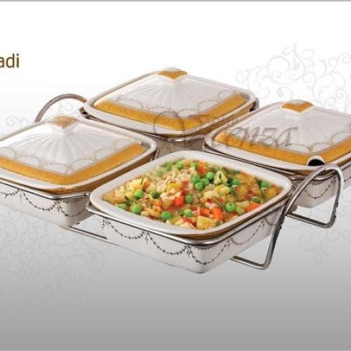 Jual Dining Room Equipment Prasmanan Set Vicenza Hw09 Tanah Abang Miftah Jaya Tokopedia
