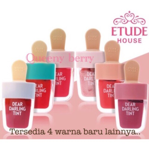 Foto Produk ETUDE HOUSE Dear Darling Tint Ice cream - honey red dari Queeny Berry