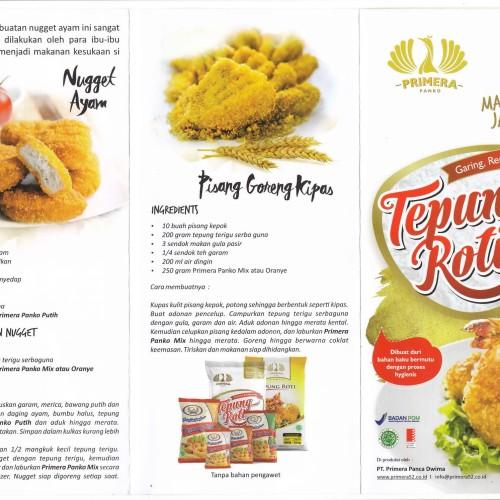 Jual Tepung Roti Breadcrumb Panko Primera Mix Denpasar Bali Surya Cemerlang Tokopedia