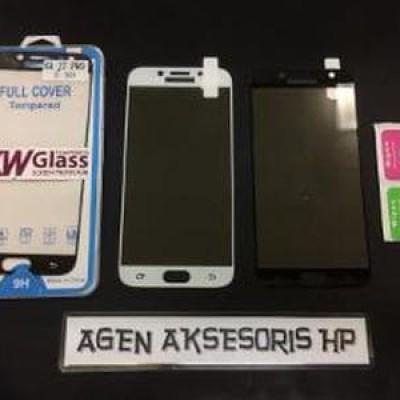 Foto Produk Tempered Glass FULL Layar Samsung J7 Pro J730 5.5 inchi Berkualitas dari Agen Aksesoris66