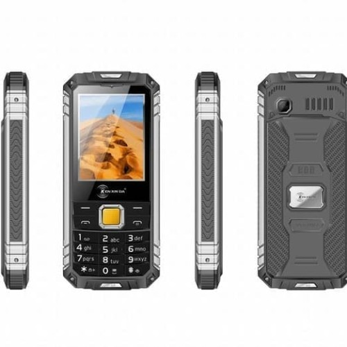 Foto Produk NEW KEN MOBILE R7710 2500 mAh / HANDPHONE OUTDOOR MURAH dari prayoga cell
