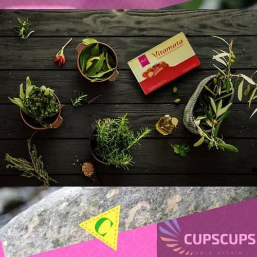 Foto Produk VITAMATA / vitamin mata/ nutrisi tubuh / Obat herbal dari Afrizal Stores