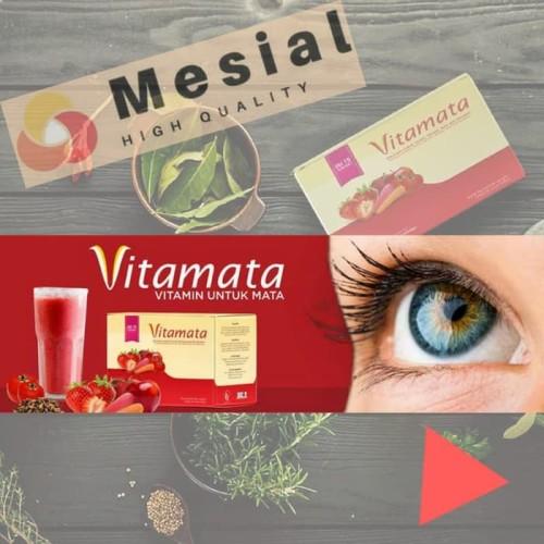 Foto Produk VITAMATA / vitamin mata/ nutrisi tubuh dari Afrizal Stores