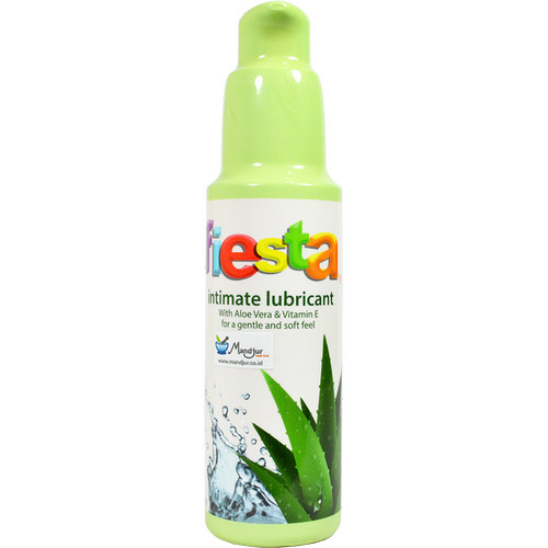 Foto Produk Fiesta Intimate Lubricant With Aloe Vera & Vitamin E dari imronghazali store
