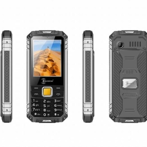 Foto Produk NEW KEN MOBILE R7710 2500 mAh / HANDPHONE OUTDOOR MURAH dari voucher cellular