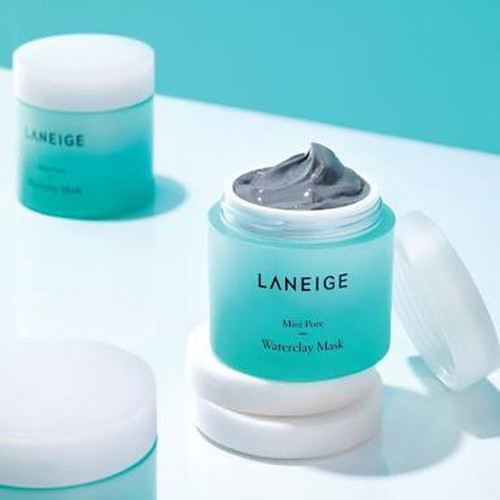 Foto Produk OBJKT LANEIGE MINI PORE WATERCLAY MASK 70 GRAM dari shop_abrina