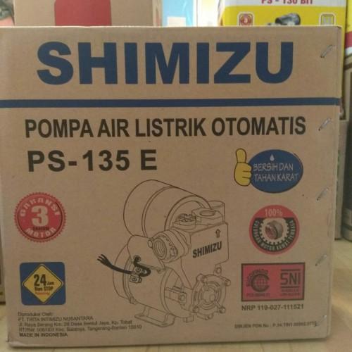 Jual Pompa Air Listrik Otomatis Shimizu Ps 135 G0 Send Jakarta Pusat Jago Utama Tokopedia
