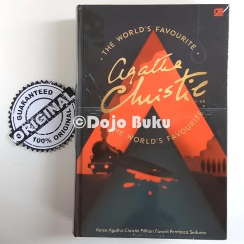 Foto Produk The World'S Favourite - Edisi Hard Cover (Agatha Christie) dari Dojo Buku