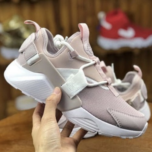 Jual Sepatu Wanita - Nike Air Huarache City Low Particle Rose Pink - PRM - Medan - bless_5tore | Tokopedia