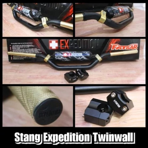 Foto Produk STANG EXPEDITION TWINWALL STANG FATBAR RAISER EXPEDITION TWINWALL dari FGS MXSHOP