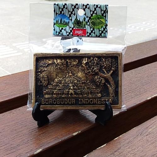 Foto Produk Souvenir Yogyakarta Magnet Kulkas Beringin Borobudur Indonesia dari RAFANIA SOUVENIR JOGJA