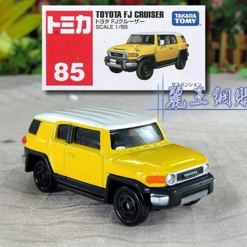 Jual Tomica 85 Toyota Fj Cruiser Yellow Jakarta Barat Lightersone Tokopedia