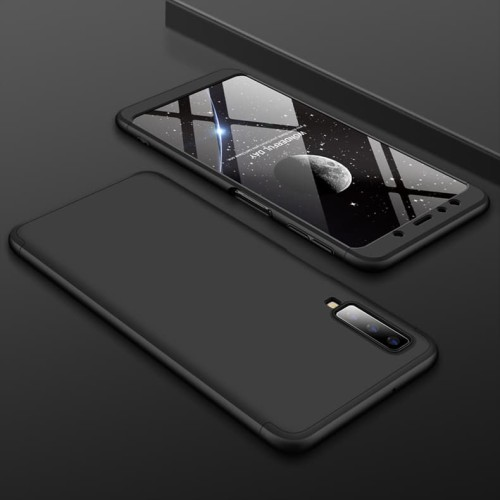 Foto Produk Samsung galaxy a7 2018 360 protection slim matte case - case a7 2018 dari importking