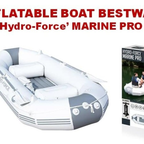 Foto Produk INFLATABLE BOAT BESTWAY HYDRO-FORCE MARINE PRO dari DO OFFICIAL STORE