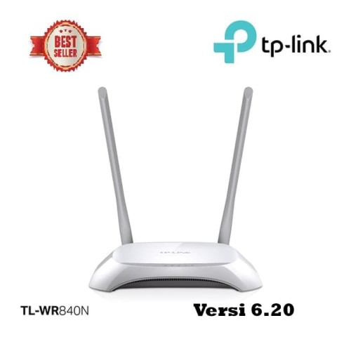 Foto Produk TP Link TL-WR840N : Wireless Router 300Mbps dari Trinity Plaza