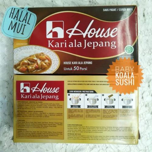 Jual Bumbu Kari Ala Jepang Halal Mui Japan Curry Bahan Nasi Kare Jakarta Timur Kresyashop Tokopedia