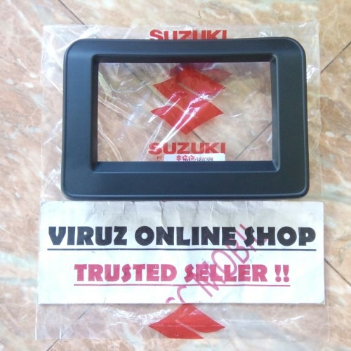 Foto Produk FRAME PANEL LIST TAPE HEADUNIT HEAD UNIT DOUBLE DIN ALL NEW ERTIGA dari ViruZ online shop