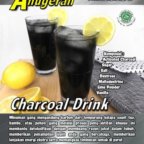 Foto Produk Charcoal Drink 100g dari Bumbu Kekinian