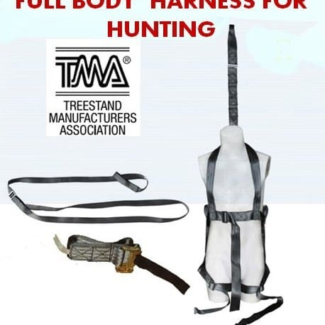 Foto Produk SAFETY BELT FULL BODY HARNESS for Hunting dari DO OFFICIAL STORE