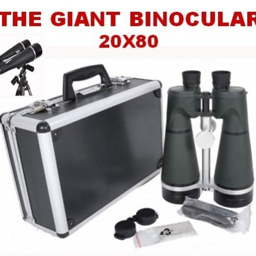 Foto Produk THE GIANT BINOCULAR 20X80 BINOKULAR RAKSASA dari DO OFFICIAL STORE