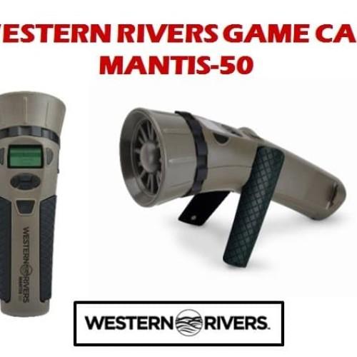 Foto Produk WESTERN RIVERS GAME CALL Mantis-50 dari DO OFFICIAL STORE