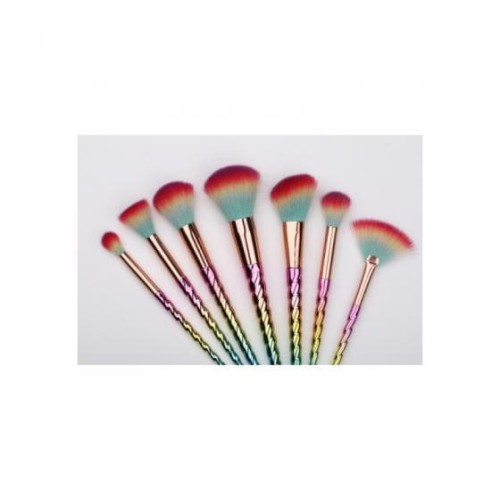 sonia miller rainbow unicorn selfie brush set 7pc 2