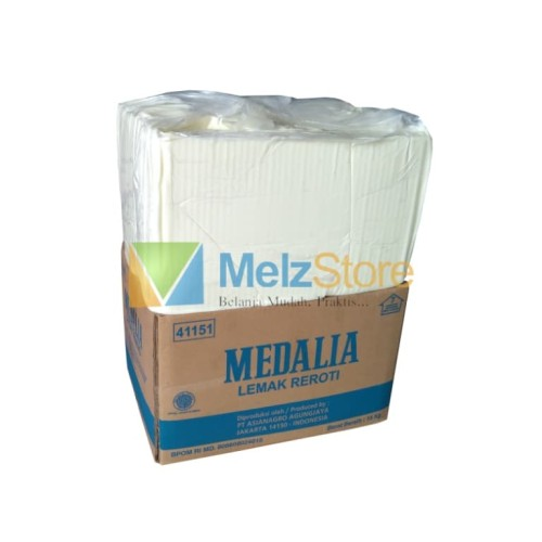 Foto Produk Margarin/Mentega Putih/Shortening Medalia 15kg dari MelzCorp