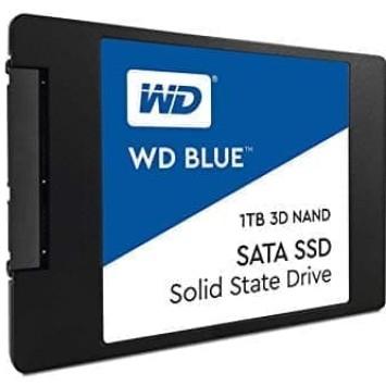 Foto Produk SSD WD BLUE 1TB-SATA 2.5'' 3D dari TIWARA