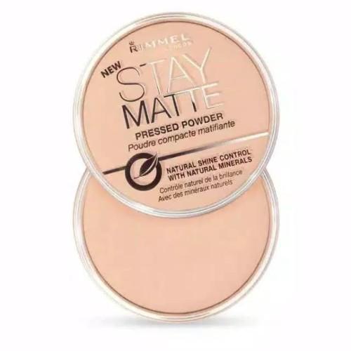 Foto Produk Rimmel STAY MATTE PRESSED POWDER dari glossybeautystore